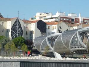 Sección del Puente de Arganzuela