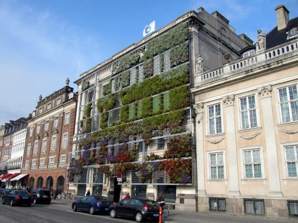 Sede de la Agencia Europea de Medio Ambiente