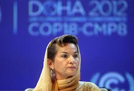 Christiana Figueres, Secretaria Ejecutiva de UNFCCC