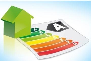 Etiquetado de certificado de eficiencia energética