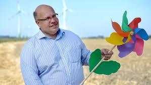 Peter Altmaier, ministro de Medio Ambiente en Alemania