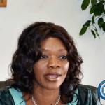 Ministra de Arte y Turismo, Sylvia Masebo