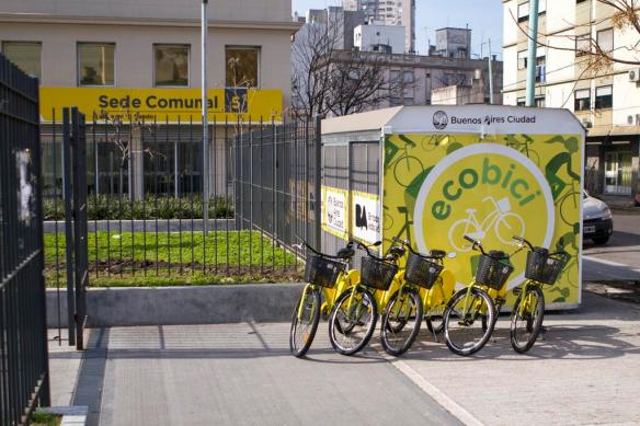 Ecobici, Buenos Aires