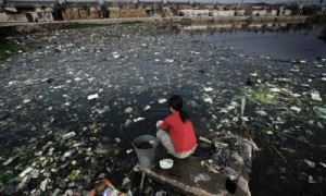Río en China