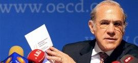 Ángel Gurría, Secretario General de la OCDE