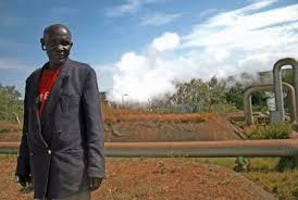 Energía geotérmica en Kenia