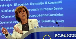 Connie Hedegaard, Comisaria Europea de Acción por el Clima