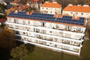 Instalación de energía fotovoltaica