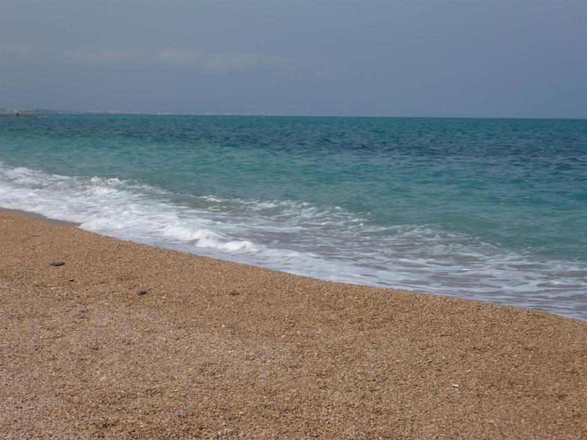 Playa alicantina