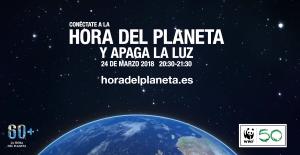 La Hora del Planeta y Apaga la Luz